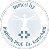 tested by the Institut Prof. Dr. Kurscheid