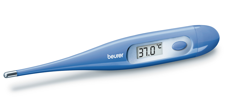 Clinical thermometer: Type FT 09 blue