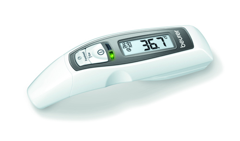 Multi-functional thermometer: Type FT 65