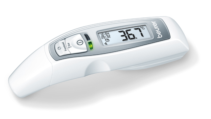 Multi-functional thermometer: Type FT 70