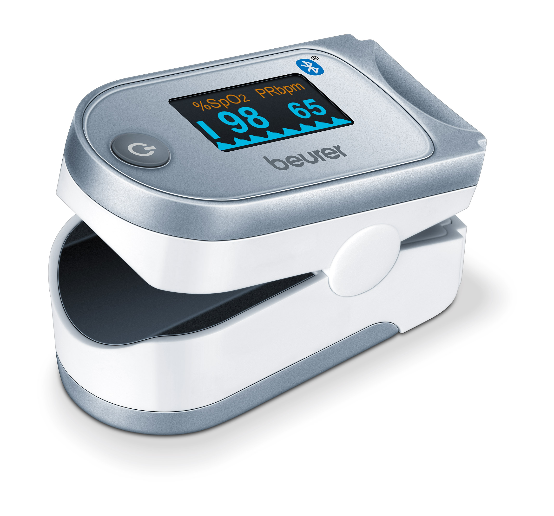 Pulse oximeter: Type PO 60