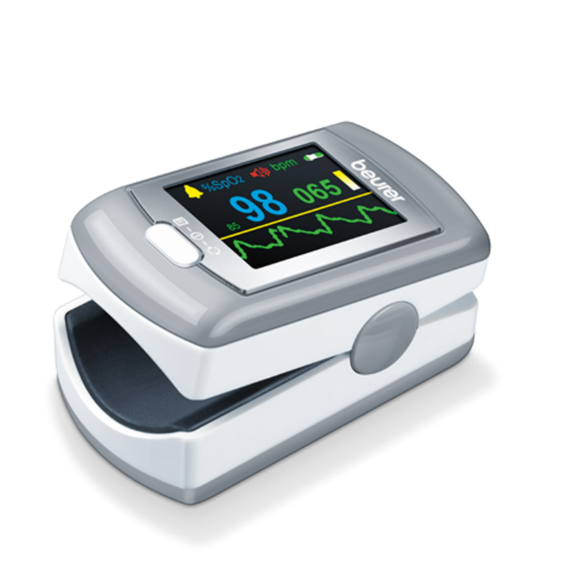 Pulse oximeter: Type PO 80