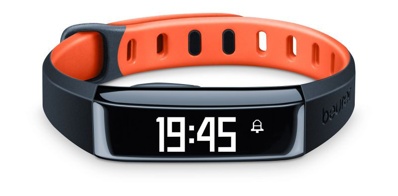 Activity sensor: Type AS 80 C Orange