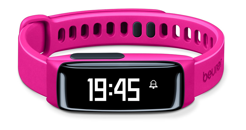 Activity sensor: Type AS 81 BodyShape Pink