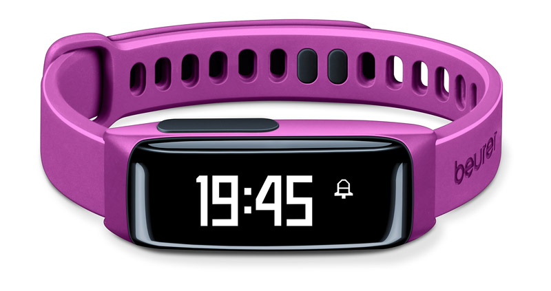 Activity sensor: AS 81 BodyShape Purple