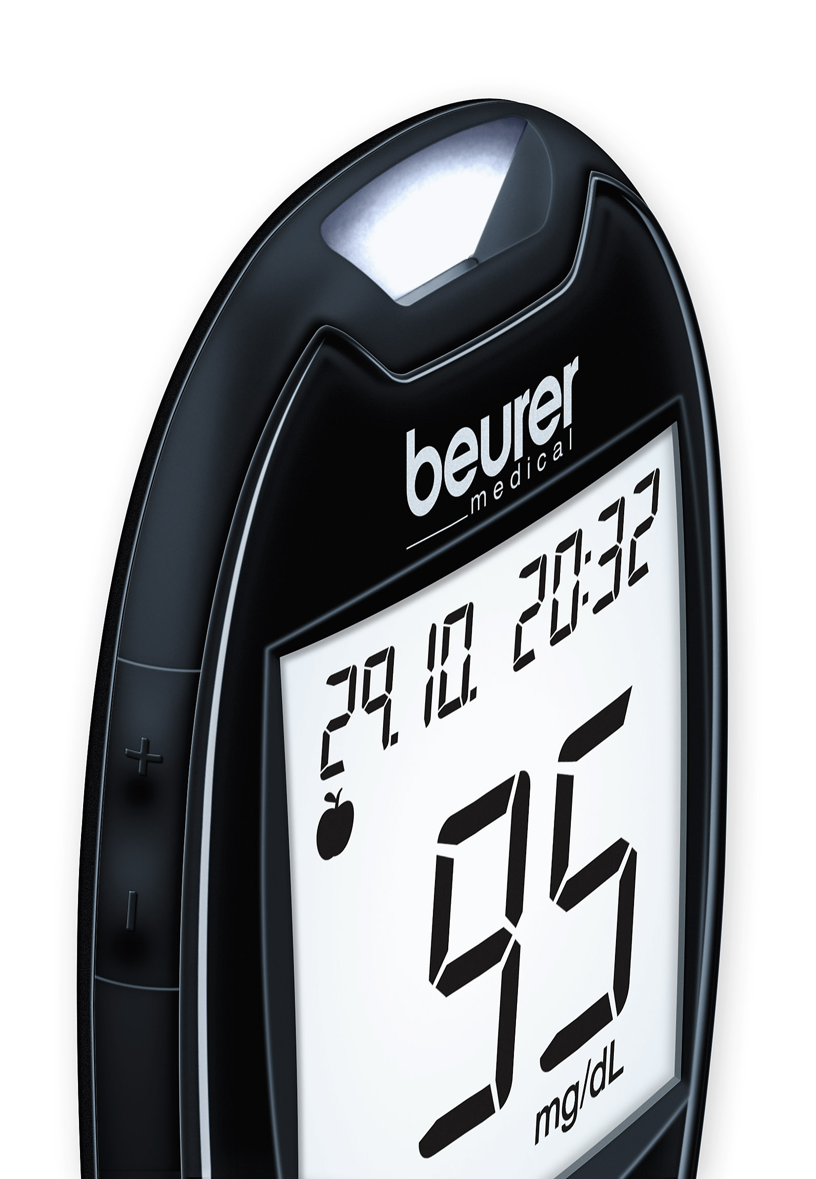 Blood Glucose Monitoring System: Type GL 44 Black