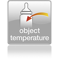 object temperature