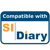 Compatible with SiDiary